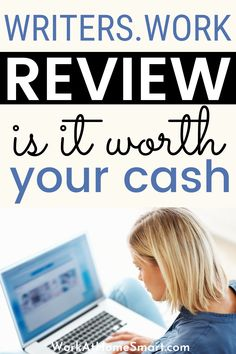 If you're a freelance writer looking for work online, you've probably come across the Writers.Work platform. But before you sign up, read this Writers Work review to learn more about it.