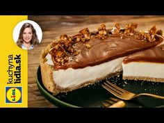 Nepečený jogurtový cheesecake s orieškami Lidl, Cheesesteak, Cheesecakes, Tiramisu, Ethnic Recipes, Youtube, Food, Essen, Cheesecake