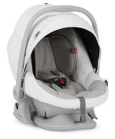 Bebecar EasyMaxi car seat in white