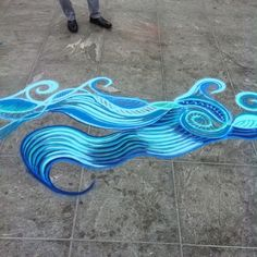 Trying an as symmetrical approach today Sand Painting, Sand Art, Street Art, Nyc, Colorful, Facebook, New York