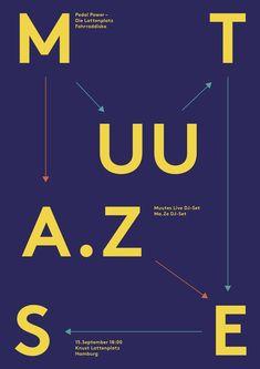 """muutes/maze"" by studio una / germany, 2015 / digital print, 594 x 841 mm"