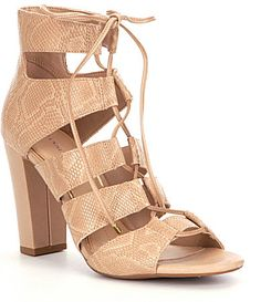 Vince Camuto Kathin Ankle Wrap Sandals Dillards The