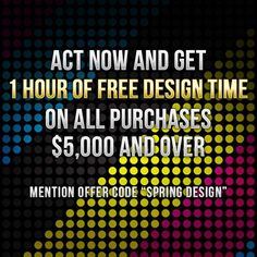 """Our Graphic Designers are the best in the business! Call us toll free today at # 877-268-7469 and let us create a """"Design"""" for you! http://www.camelbackdisplays.com/Design.htm"""