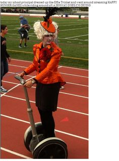 Best. Principal. Ever. So much win.