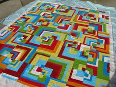 Discontinuity Quilt | Flickr - Photo Sharing!