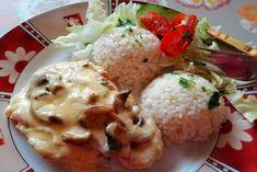 Kuracie prsia sú zárukou rýchleho obeda bez siahodlhých príprav. Mnohí ich považujú za suché mäso, Food And Drink, Meat, Chicken, Cubs
