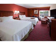 Hampton Inn Wausau Hotel, WI - Standard Double Queen Beds