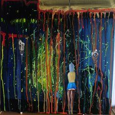 Für die Stockings und Nylons Liebhaber/rinnnen wie ich. Meine eigene Kunst : ACID RAIN. Verkauft. Zur Zeit meine Kunst auch auf ebay.de unter:  http://www.ebay.de/sch/i.html?_from=R40&_trksid=p2050601.m570.l1313.TR2.TRC1.A0.H0.XEYF-ART.TRS0&_nkw=EYF-ART&_sacat=0