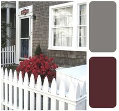 Best Paint House Beige Walls And Burgundy Roof Dream Board 400 x 300