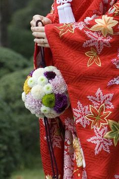 Japanese bouquet