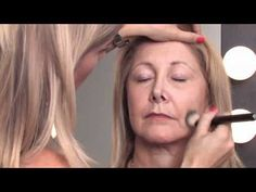 Makeup Tips for Older Women : How to Apply Makeup Right After 50 to Minimize Wrinkles - YouTube Eyebrow Makeup Tips