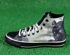 Sweet Batman Chuck Taylors