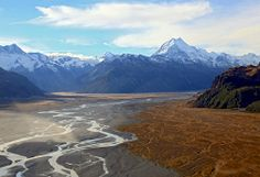 South Island, New Zealand - the colors and textures: perfect place to go exploring!