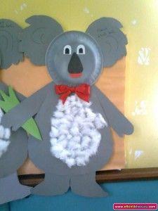 17 Best Koala Craft Images Koala Bears Koalas Koala Craft