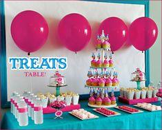 Fiesta para el primer año del bebe - http://fiestas-infantiles.com/fiesta-para-el-primer-ano-del-bebe-2/