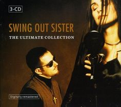 Swing Out Sister - Ultimate Collection Remastered) (CD) Swing Out Sister, Thomas Crown Affair, Where Do I Go, World 7, Great Albums, Ultimate Collection, Good Music, Vinyl Records, Sisters