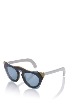 e70a3e8c076 These   Marni   sunglasses are rendered in acetate and feature a layered  design