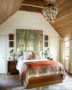 Charleston Interior Designer, Cameron Schwabenton's Luxury Residential and Boutique Hospitality Interior Design Firm. Featured in House Beautiful, Interior Design and Traditional Home. Beautiful Bedroom Designs, Beautiful Bedrooms, Beautiful Homes, House Beautiful, Modern Bedrooms, Home Bedroom, Master Bedroom, Bedroom Decor, Design Bedroom