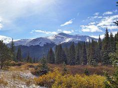 Fall in the Colorado Rockies (OC) - Imgur