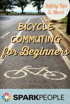 Hmm...maybe it's time to start biking to work! | via @SparkPeople #bike #healthycommute