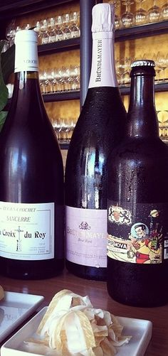Cadet Wine & Beer Bar - Napa, California - #winetasting #wine #winery #bestwine #Napa #travel #vineyard #wines