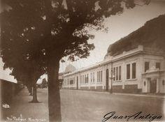 Av. Pasteur anos 20