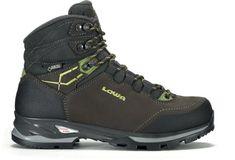 Lowa Women's Lady Light GTX Hiking Boots Slate/Green 10.5