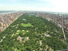 Central park - what a view!!