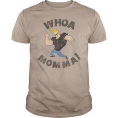 Johnny Bravo Momma - for him day gift. Johnny Bravo Momma, gift card,hoodie for teens. Johnny Bravo, Hoodie Sweatshirts, Fleece Hoodie, Guys Hoodies, Volleyball Sweatshirts, College Sweatshirts, Basketball Shirts, Design T Shirt, Shirt Designs