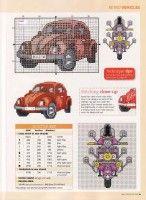 Gallery.ru / Фото #19 - Cross Stitch Card Shop 58 - WhiteAngel
