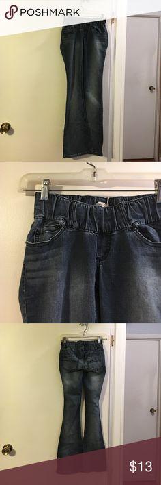 Indigo Rein maternity stretch jeans 5 pockets. Indigo Rein  Jeans