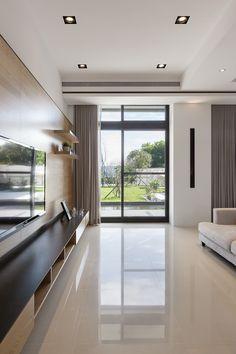 High Gloss, High Contrast, High Drama Interiors | Dream Sanctuary |  Pinterest | Living Room, Room And Interior
