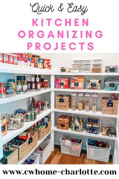 Small Kitchen Organization, Pantry Organization, Organizing Ideas, Kitchen Hacks, Bee Cookies, Cute House, Organizer, Declutter, Missouri