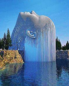 Wonderful sculpture #sculptur | sculpture art