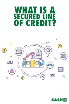 What is a secured line of credit? Check out our guide and learn the line of credit definition and how does a line of credit work when you read this article. Installment Loans, Credit Check, The Freedom, Definitions, Line, How To Apply, How To Plan, Learning, Fishing Line