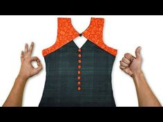 LATEST NECK DESIGN 2018    cutting and stitching    very easy - YouTube b502920d9