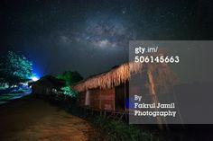 Royal Belum Rainforest Milky Way view from Perkampungan Orang Asli Chuweh. #visitmalaysia2014 #belumrainforest