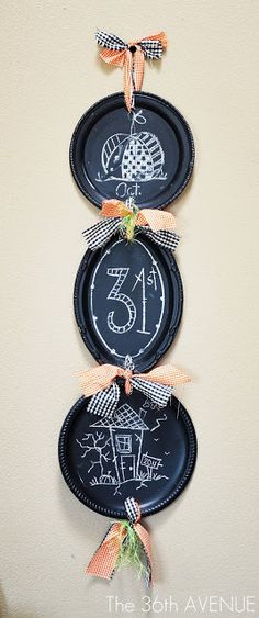 Kids Halloween Craft w/ {The 36th Ave} - I Heart Nap Time | I Heart Nap Time - Easy recipes, DIY crafts, Homemaking