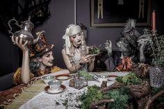 Allstair Campbell – Alice in Underland • Dark Beauty