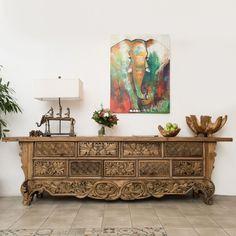 Купить Комод Chiness 300 - Teak House