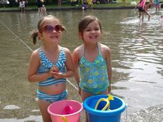 Seattle summers are fickle, but Seattle kids will take their water play all day, any day. Here's our list of the best places to splash around in the city.