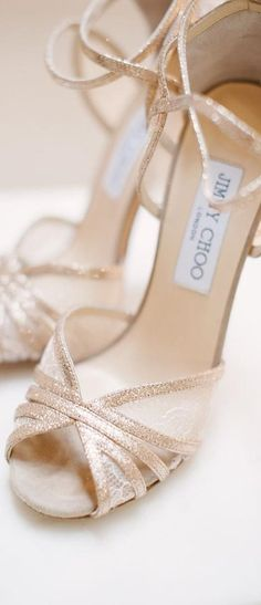 Jimmy Choo Bridal. We heart you!