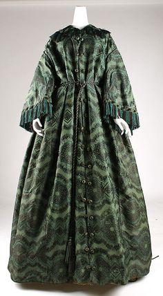 Dress Date: 1853–57 Culture: American Medium: silk Accession Number: 1979.346.19