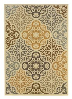 Gorgeous Outdoor Area Rug.