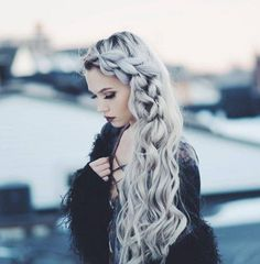 50 gorgeous braids hairstyles for long hair Related posts: 50 gorgeous braids hairstyles for long hair 50 gorgeous braids hairstyles for long hair Beautiful Braids Hairstyles … Unique Hairstyles, Pretty Hairstyles, Braided Hairstyles, Wedding Hairstyles, Hairstyles 2018, Updo Hairstyle, Braided Updo, Latest Hairstyles, 2017 Hairstyle