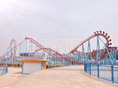 Roller Coaster For Sale - Large and Small Roller Coaster Manufacturer Roller Coaster For Sale, Biggest Roller Coaster, Best Roller Coasters, Roller Coaster Ride, Ring Roller, Amusement Park Rides, Backyard, Popular, Oktoberfest