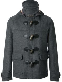 Shop Burberry Brit duffle coat in Nike - Via Verdi from the world's best independent boutiques at farfetch.com. Over 1000 designers from 60 boutiques in one website.