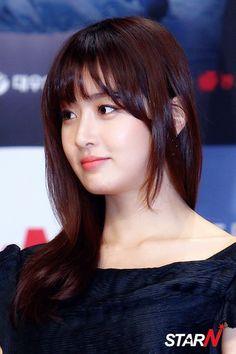 Kang So Ra at Misaeng Press Conference 141006