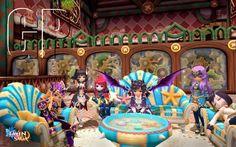 Twin Saga - Fantasy anime MMO Game announced