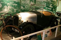 Brooklands Museum - 1928 Gordon England Cup Austin 7 by growler2ndrow, via Flickr